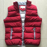 Down cotton-padded short jacket