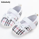 Newborn Soft Bottom Summer Girls Baby Clothing