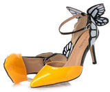 Thin High Heels Women Pumps 8/11cm