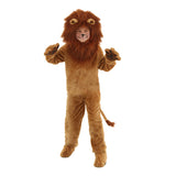 Child Deluxe Lion Costume For Kids Wizard of Oz Jumpsuit