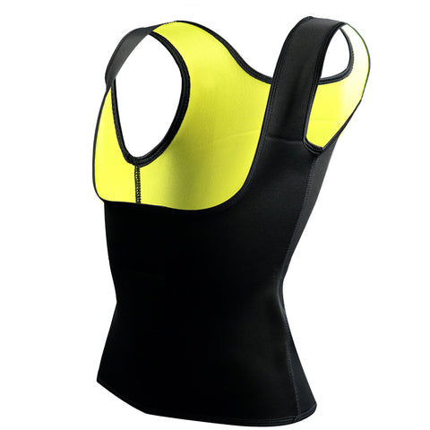 Neoprene Shapewear Push Up Vest