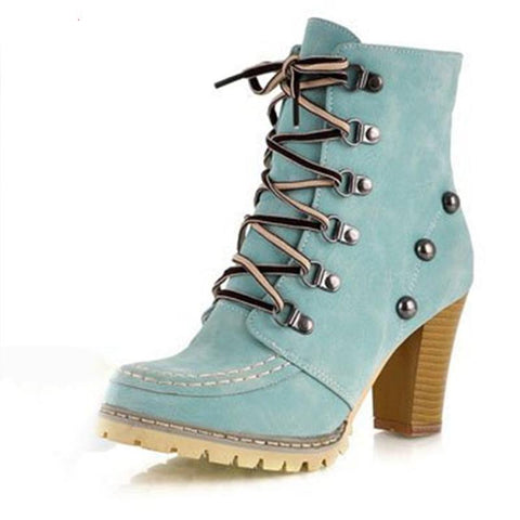 Stylish High Quality Ankle Boots