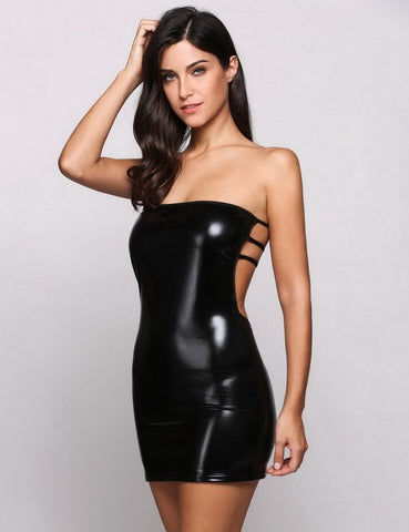 Sexy Bodycon Pencil Strapless (Spice Your Night Up)