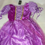 Princess Rapunzel Sexy Halloween Party Costume