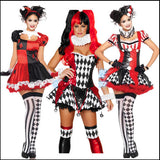 Clown Costumes in 14 Different Styles For Halloween