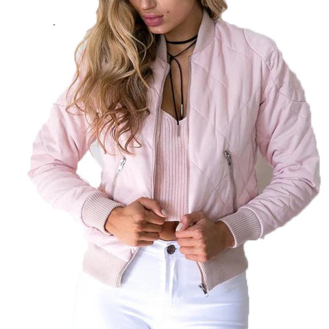 A Pilot women basic coat (Bomber Jacket)