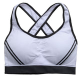 Jogging Yoga Racerback Sports Bra