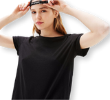 Simple O Neck T Shirt
