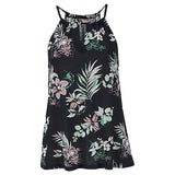 Sleeveless Floral Camisole