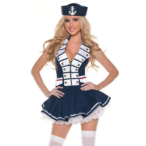Sexy Cute Sailor Halloween