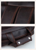 Traveling Leather  LEATHER BACKPACK - Mark's Urban Wear - 6