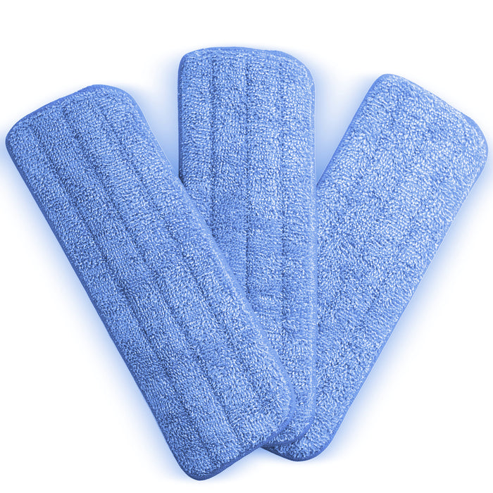 Washable Microfiber Mop Pads