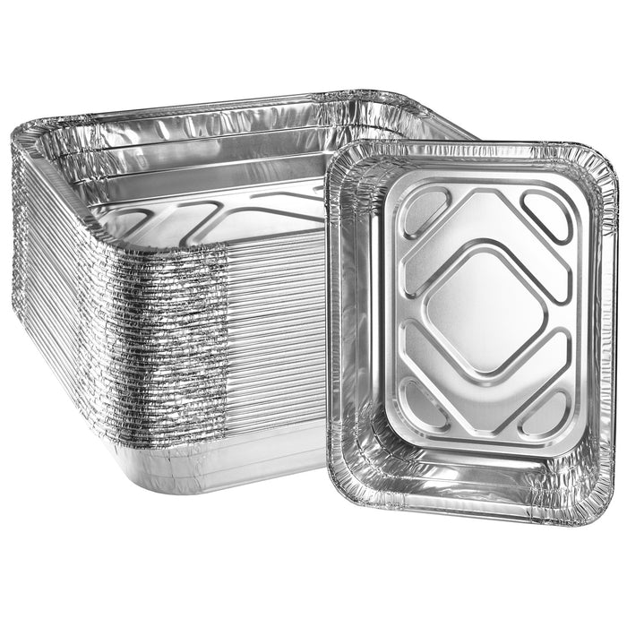 Disposable 9 x 13 Aluminum Pans Pack of 30