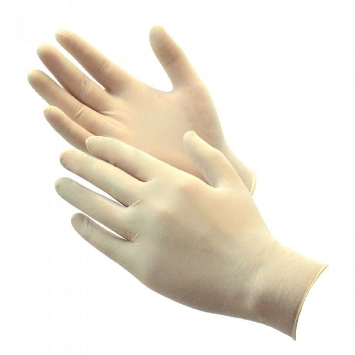 Disposable Latex Gloves Powder Free Cleaning Gloves