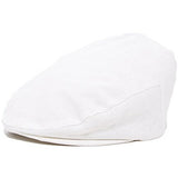 Newborn & Toddler White Baptism Christening Jeff Driver Cap