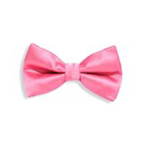 08f2ad68d781 ... Toddler Solid Color Pre Tied Adjustable Bow Tie ( Multiple Styles ) ...