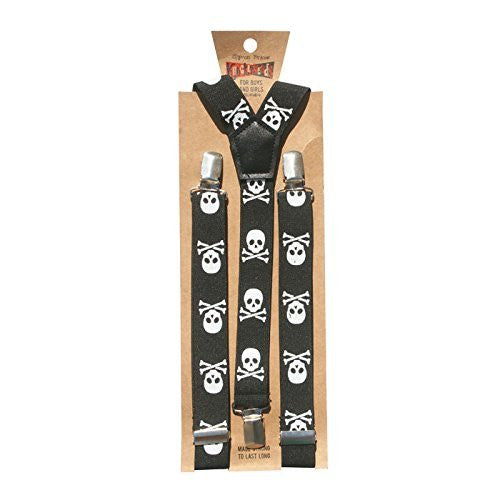 Big Kids & Men Suspenders (13 colors/ 3 sizes)