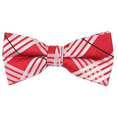 Kid's Pre Tied Adjustable Bow Tie Holiday Party Dress Up ( Multiple Styles )