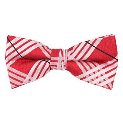 Kid's Pre Tied Adjustable Bow Tie Holiday Party Dress Up