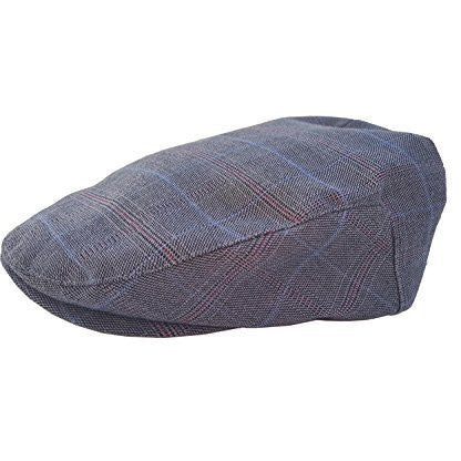 Black Boy's Tweed Page Newsboy Driver Cap