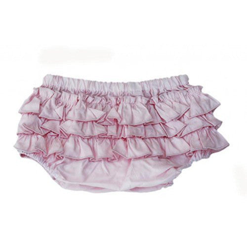 Infant Ruffled Bloomers Diaper Cover