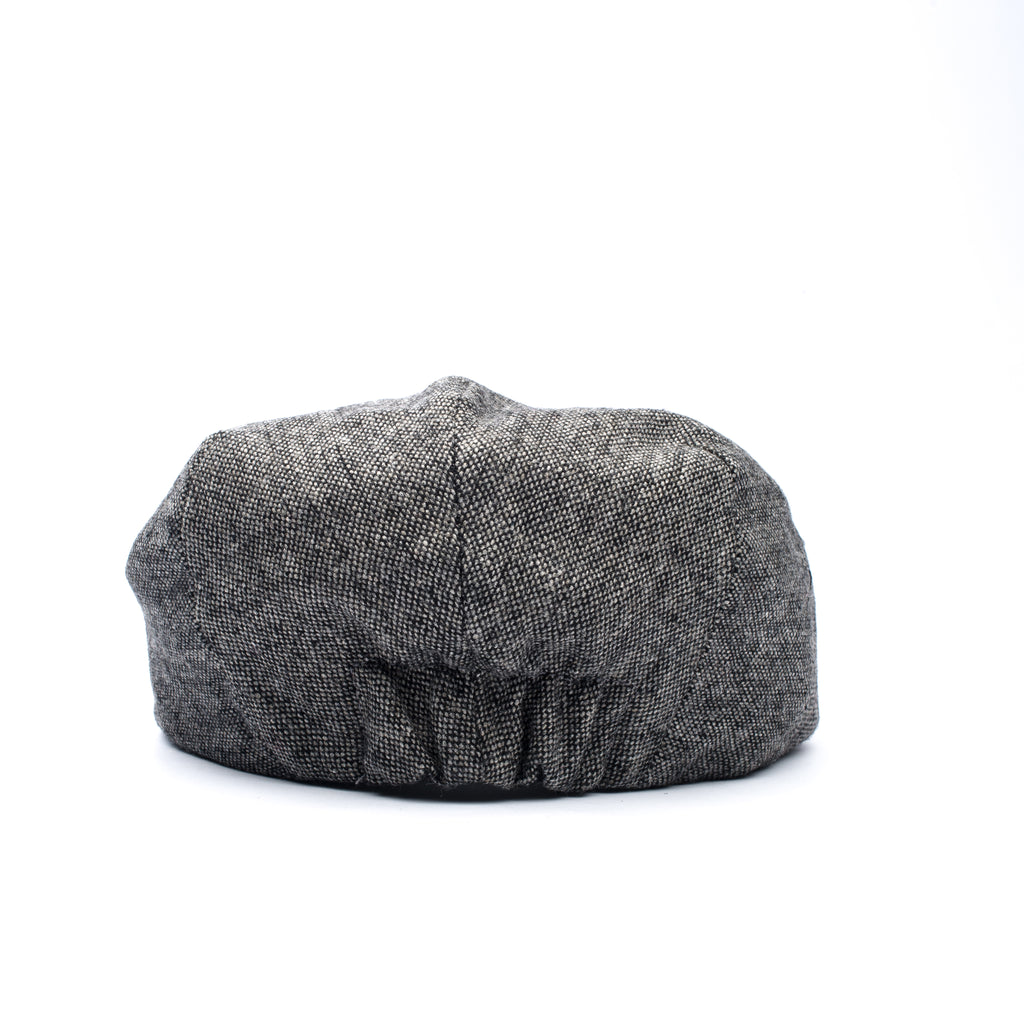 Boy's Driver Hat Grey Page Boy Cap