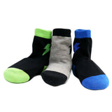 Organic Cotton Lightning Sock Set