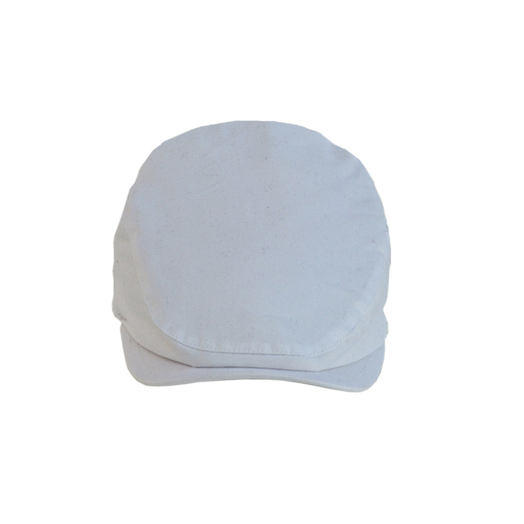 White baptism baby jeff driver cap Born to Love