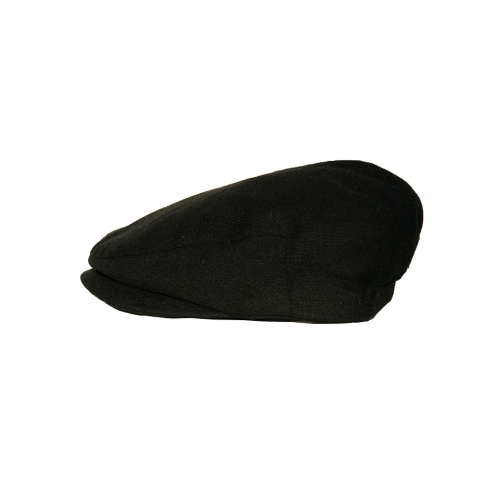 Black Jeff Baby Cap