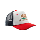 California Republic Trucker Hat