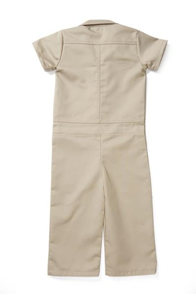 Knuckleheads Tan Grease Monkey Coverall