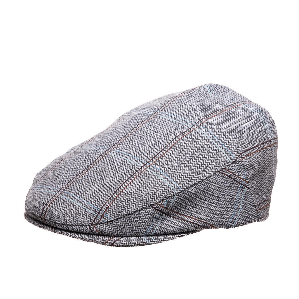 Boy's Tweed Page Boy Newsboy Baby Kids Driver Cap Hat