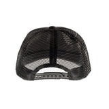 Black Baseball Trucker Hat