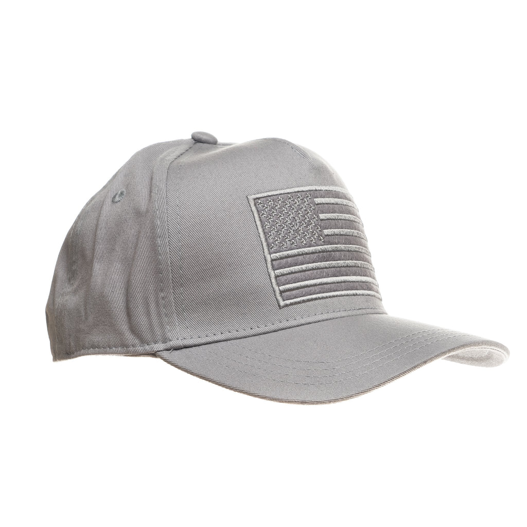 USA All Grey Knuckleheads Baby Boy Infant Trucker Hat Sun Mesh Baseball Cap