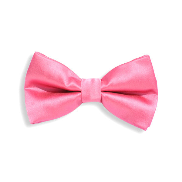 Pink Baby Kids Bow Tie