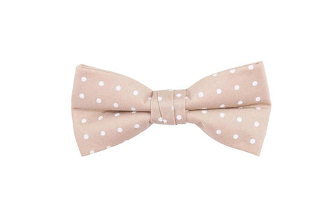 Red Polka Dotted Birthday Boy Bow Tie