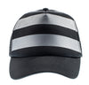 Stripe Baseball Trucker Hat