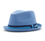 Knuckleheads Blue Fedora