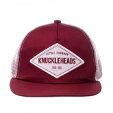 Knuckleheads Cooper Boy Infant Trucker Hat Snap Back Sun Mesh Baseball Cap