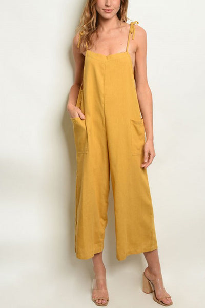Sun Shine Jumpsuit