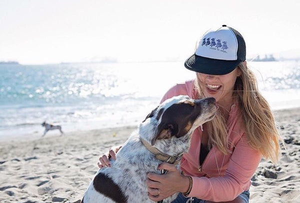 Trucker Hats - Dog Adoption Option