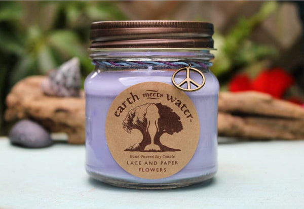 Earth Meets Water Candles & Sprays