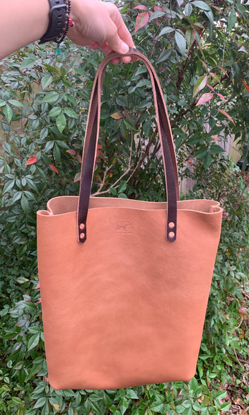 Shopper Tote - By Bear Club Leather