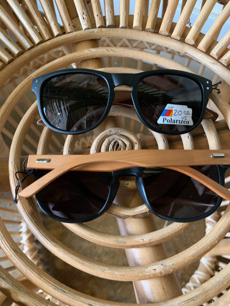 Bamboo Polarized Glasses