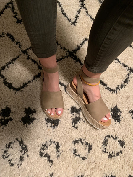 The New Nude Summer Sandal!