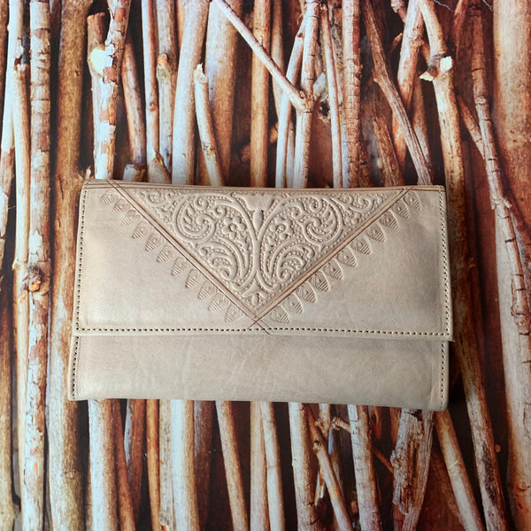 Leather Wallets - Made in Morrocco