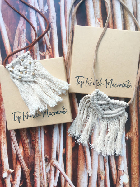 Top Knotch Macrame