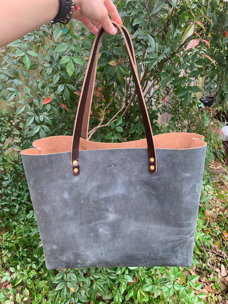 Sophia Tote - By Bear Club Leather