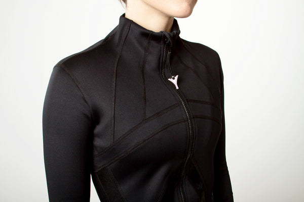 Yashel Embrace jacket athletic wear made in los angeles