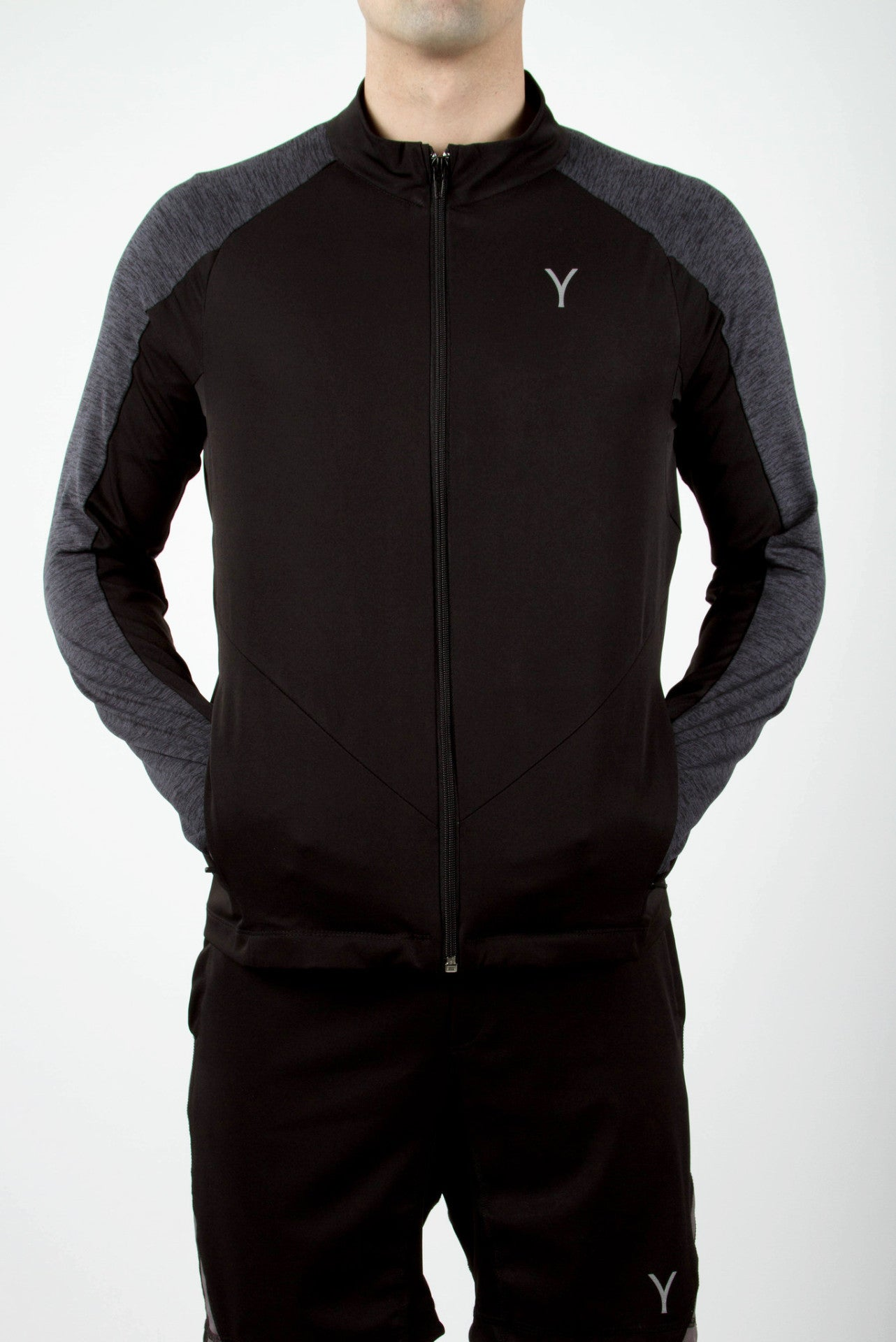 Yashel groundbreaker jacket athletic wear made in los angeles